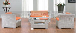 Mtc-035 Modern Luxury Rattan/Wicker Sofa Set for Outdoor Furniture pictures & photos
