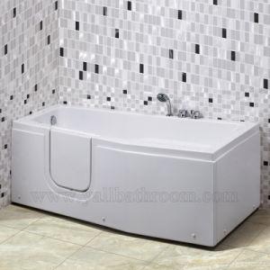 China 119A The Elderly SPA Jacuzzi Acrylic Massage Bathtub