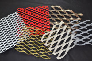 High Quality of Decorative Expanded Metal Mesh China Manufacture pictures & photos
