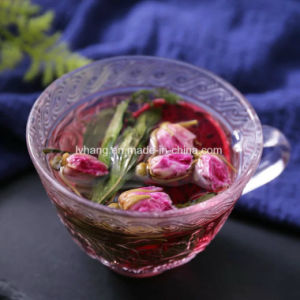 Red Rose Dragon Fruit Tea