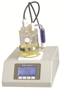 Transformer Oil Water Content Testing