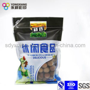 Customized Snack Food Ziplock Plastic Packaging Bag pictures & photos