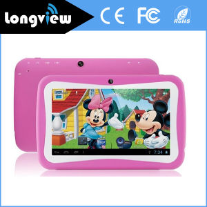 "7"" Inch Android 5.1 Lollipop Kids Learning Tablet PC"
