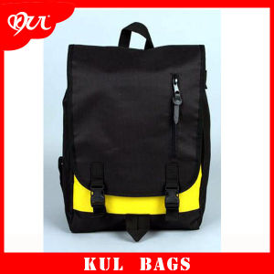 (KL024) Guangzhou Fashion Outdoor Polyester Travel Backpack Bag High School Student School Bag