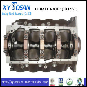 High Quality Excavator Engine Part Ford 351 Cylinder Block KCB1042 pictures & photos