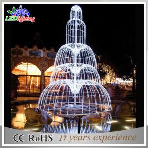 Beau Outdoor LED Fountain Garden Decoration Water Fountain Light