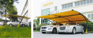 Reboss Carports with Membrace Roof (canopy for cars) pictures & photos