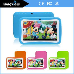 7 Inch 512MB 8GB WiFi Kids Tablet PC with Android 5.1 Rk3126 MID pictures & photos