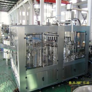 Pure Water Filling Machine with High Quality pictures & photos