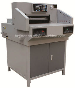 E520R Electrical Paper Cutter Machine pictures & photos