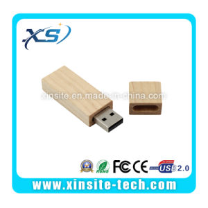 Natural Wooden Stick USB Flash Drive (XST-UZ004)