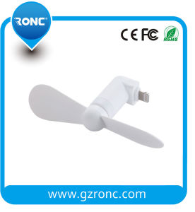 Hot Selling OTG USB Portable Mini Fan for iPhone pictures & photos