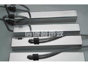 Stainless Steel Durable Ultrasonic Vibrating Plate with Cleaning Effect