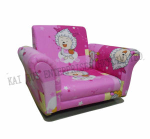 Amazing Single Furniture Pink Cartoon Fabric Lounge Kids Chair Caraccident5 Cool Chair Designs And Ideas Caraccident5Info