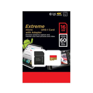 16GB Memory Card for Sandik Extreme Micro SD Card