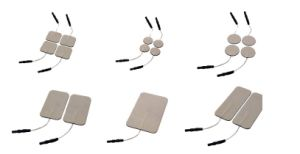 Chinese Acupuncture Rehabilicare Tens Unit Electrodes pictures & photos