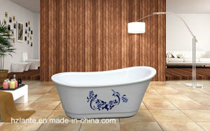 Factory Cheap Acrylic Freestanding Bathtub (LT-7T) pictures & photos
