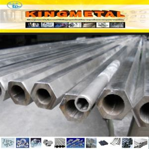 Hot Sale Welded Hollow Stainless Steel 201 Hexagon Pipe pictures & photos