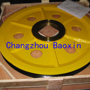Ring Forged Single Plate Sheave pictures & photos