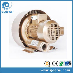 4kw Double Stage High Capacity Side Channel Air Blower