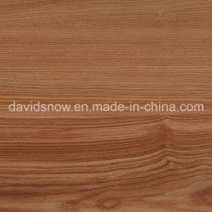Wood Grain PVC Plastic Floor Cover Sheet
