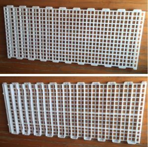 Chicken Slat /Plastic Chicken Floor pictures & photos