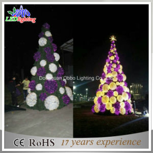 ip68 8m large outdoor christmas tree lights
