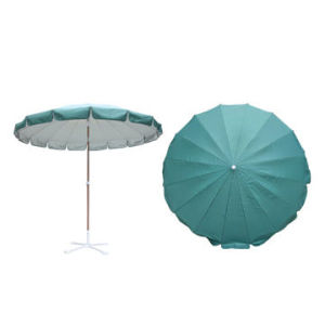 High Quality Beach Umbrella with 16PCS Ribs (BR-BU-127) pictures & photos