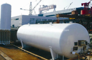China Produce Cryogenic Liquid Lorry Tanker pictures & photos