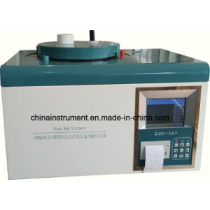 ASTM D5865 D240 Calorific Value Oxygen Bomb Calorimeter pictures & photos