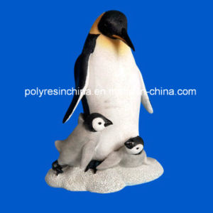3D Resin Penguin Gifts Statue, Polyresin Penguin Decoration pictures & photos