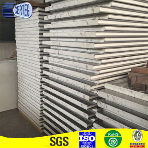 Stainless steel PU sandwich panel pictures & photos
