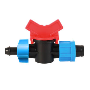 Dn8*17mm Offtake Plastic Pipe Valve for Drip Irrigaition pictures & photos
