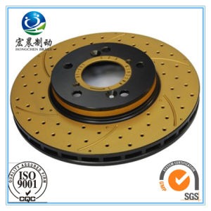Auto Brake Systems Vented Brakes Discs for Auto Cars