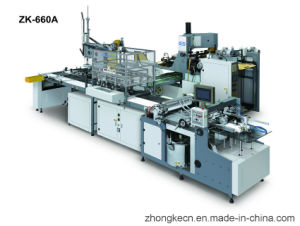 Full Automatic Album Box Machine (ZK-660A) pictures & photos