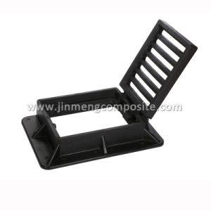 En124 D400 Hinged FRP Grating Molded Grating for Water pictures & photos