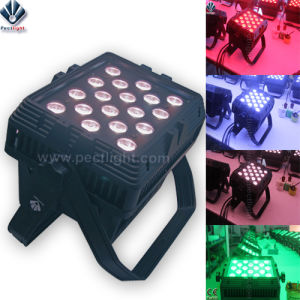 IP65 Outdoor 18*8W LED Wall Washer Stage Light Equipment pictures & photos