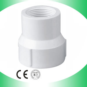Injection Technic PVC Fittings Female Reducer (C09) pictures & photos