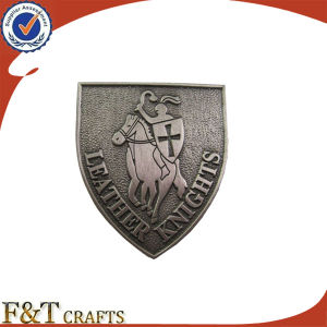 High Quality Custom Metal Badge for Souvenir pictures & photos