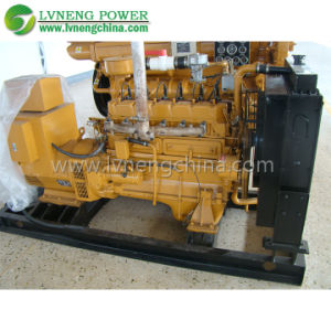ISO Approved 10-100kw Methane Gas Generator Set Ln-600wk pictures & photos