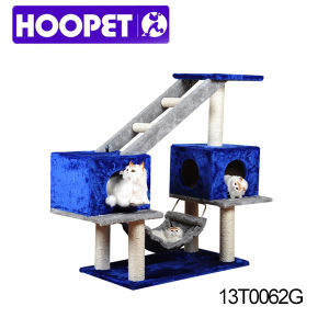 Happy Cat Tree Furniture Durable Simple Cat Tree with High Quality