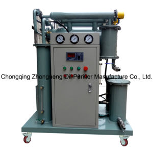 Single Stage High Vacuum Insulating Oil Purifying Machine pictures & photos