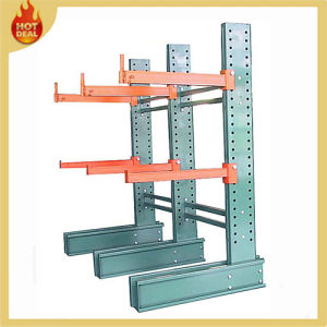 Metal Warehouse Cantilever Racks /Cantilever Pallet Racking pictures & photos