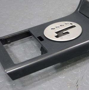 CNC Precision Machined Billet Aluminum Transmission Shifter Bezel pictures & photos