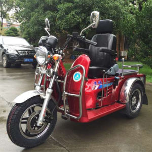 Wholesale  China Mini  Light Reverse Gasoline Trike for Disability (SY110ZK-D) pictures & photos