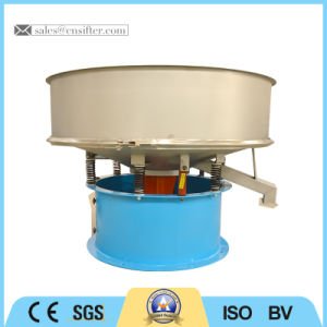 Slurry Liquid Vibrating Screen with Unbalanced Motor pictures & photos
