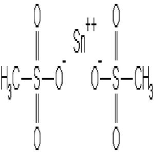 China Stannous Methanesulfonate - China Stannous Methanesulfonate, Methanesulfonate