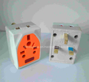 Hot Sale 13A Power Plug Universal Plug Top Ceramic Plug pictures & photos