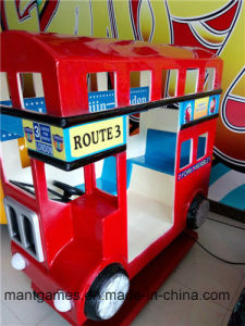 Kids Game Machine London Bus pictures & photos