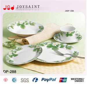 Best Quality 18PCS Porcelain Dinnerware